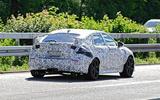 2022 Honda Civic Type R prototype - rear
