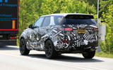 2021 Land Rover Discovery facelift prototype - rear