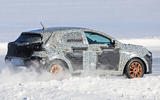 Ford Fiesta based SUV Ecosport replacement winter testing