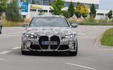 2021 BMW M4 prototype
