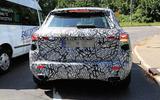 Mercedes-AMG GLA45 spyshot