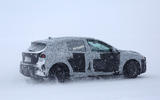 Ford Focus spy shots