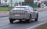2021 Citroen SUV prototype