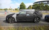 2021 Kia EV prototype spy shots