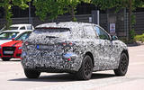 New Land Rover Defender spotted testing at the Nurburgring
