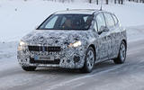2020 BMW 2 Series Active Tourer prototype - front