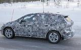 2020 BMW 2 Series Active Tourer prototype - side