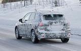 2020 BMW 2 Series Active Tourer prototype - rear