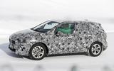 2020 BMW 2 Series Active Tourer prototype - front 3/4