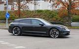 2021 Porsche Taycan Cross Turismo prototype