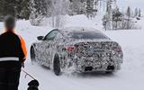 2020 BMW M4 prototype