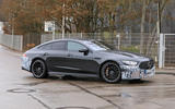 2021 Mercedes-AMG GT 73 prototype