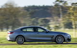 BMW 8 Series Gran Coupe 2019 UK first drive review - on the road
