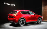 2017 Mazda CX-5 revealed at LA motor show