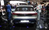 Mercedes Generation EQ concept revealed at Paris motor show
