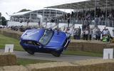Jaguar F-Pace Goodwood Festival of Speed