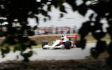 2016 Goodwood Festival of Speed McLaren F1