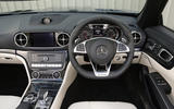 Mercedes-AMG SL 63 dashboard