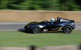 2016 Goodwood Festival of Speed Zenos E10 R