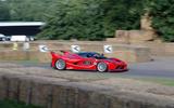 2016 Goodwood Festival of Speed LaFerrari FXX K
