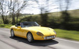 TVR Griffith action shot