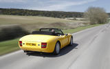 TVR Griffith from behind