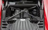 5.2-litre V10 Lamborghini Huracan LP580-2 engine