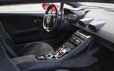 Lamborghini Huracan LP580-2 interior