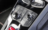 Lamborghini Huracan LP580-2 ignition button