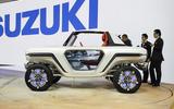 Suzuki reveals e-Survivor concept ahead of Tokyo motor show