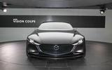 Mazda Vision Coupe previews Aston Martin-rivalling grand tourer
