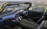 TVR Griffith interior