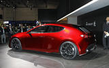 Striking Mazda Kai concept previews new 3 hatch for 2019