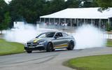 Mercedes AMG 2016 Goodwood Festival of Speed