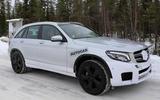 Mercedes EVA electric platform commences on-road testing