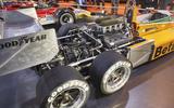 March 2-4-0 F1 car