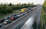 congested roads