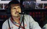 Haas F1 team principal Guenther Steiner