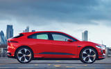 Jaguar I-Pace in Photon Red