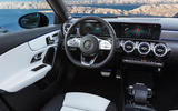 New Mercedes A-Class interior