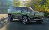 a. rivian r1s front