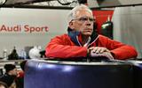 Dr Ulrich Hackenberg, Audi technical boss
