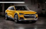 Audi h-tron concept - front