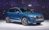 New Audi Q5 revealed at Paris motor show