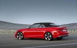 2017 Audi A5 Cabriolet unveiled ahead of LA motor show