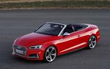 2017 Audi S5 Cabriolet set for public debut in Detroit