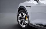 Audi E-tron 50 - detail