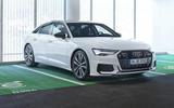 2020 Audi A6 TFSI e 50
