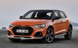 2019 Audi A1 Citycarver launch photos
