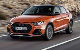 2019 Audi A1 Citycarver launch photos
